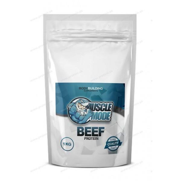 Beef Protein od Muscle Mode - 1000 g / Neutrál
