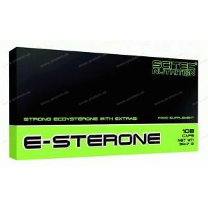 E-Sterone - Scitec Nutrition - 108 kaps.