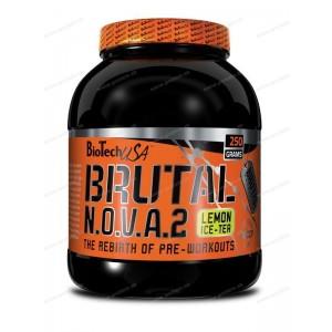 Brutal N.O.V.A. 2 - Biotech USA - Broskyňa / 250 g