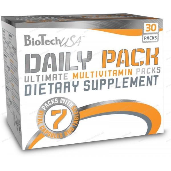 Daily Pack - Biotech USA - 30 balíčkov