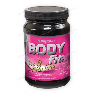 BodyFit - Kompava - Čokoláda / 1400 g