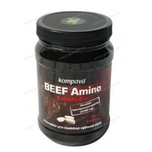 Beef Amino Tablets - Kompava - 800 tbl.