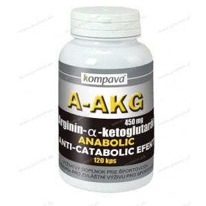 A-AKG - Kompava - 120 kaps.