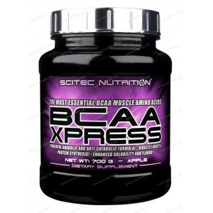 BCAA Xpress s príchuťou - Scitec Nutrition - Jablko / 700 g