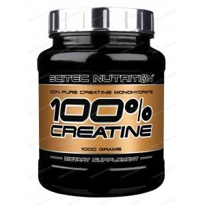 100% Pure Creatine - Scitec Nutrition - 100 g Pure