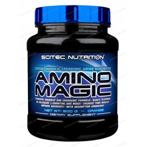 Amino Magic - Scitec Nutrition - 500 g / Pomaranč