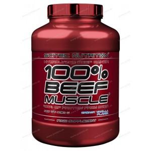100% BEEF Muscle - Scitec Nutrition - Čokoláda / 3180 g