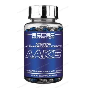 AAKG  - Scitec Nutrition - 100 kaps.