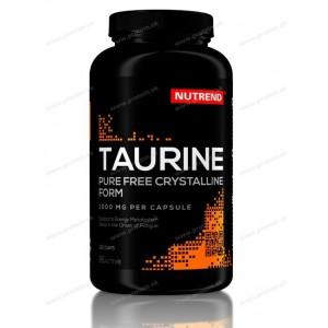 1+1 zadarmo: Taurine od Nutrend - 120kaps. + 120kaps.