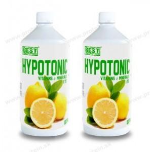 1+1 Zadarmo: Hypotonic Sport Drink od Best Nutrition - 1000ml+1000ml / Limetka