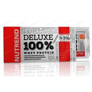 Deluxe 100% Whey Protein 7 super príchutí - Nutrend - Mix / 7 x 30 g