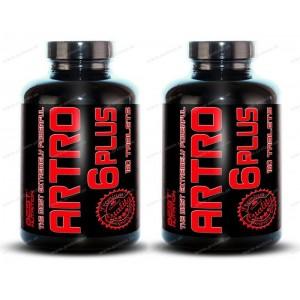 1+1 Zadarmo: Artro 6 Plus od Best Nutrition - 180 tbl. + 180 tbl.