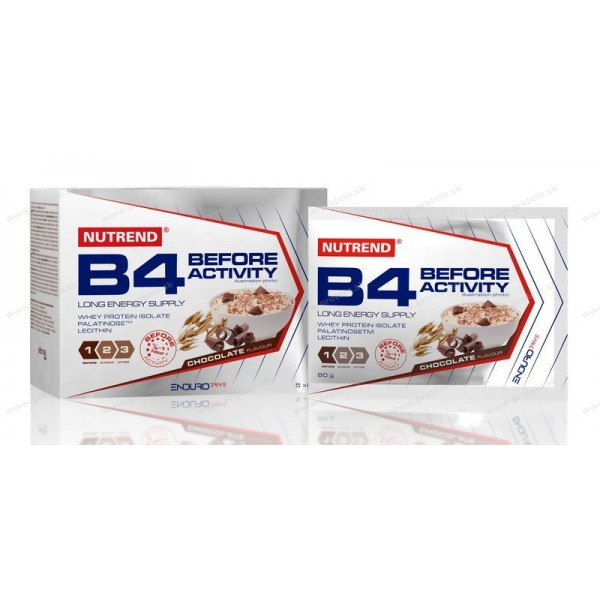 B4 Before Activity od Nutrend - Natural / 5 x 60 g