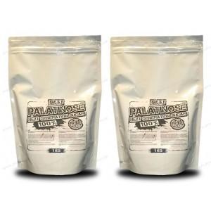 1+1 Zadarmo: Palatinose od Best Nutrition - 1,0 kg + 1,0 kg
