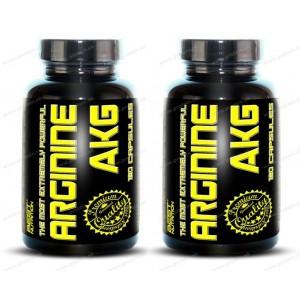 1+1 Zadarmo: Arginine AKG od Best Nutrition - 120 kaps + 120 kaps