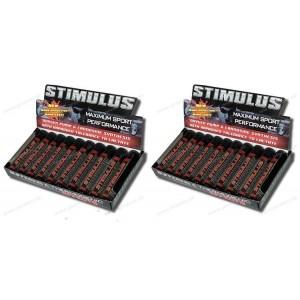 1+1 Zadarmo: Stimulus od Best Nutrition - 10x25ml + 10x25ml