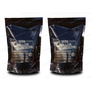 1+1 Zadarmo: Micellar Caseinate Neutrál od Best Nutrition - Neutral / 1,0 kg + 1,0 kg