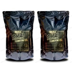 1+1 Zadarmo: WPI Protein Instant 97 od Best Nutrition - Neutrál / 1000 g + 1000 g