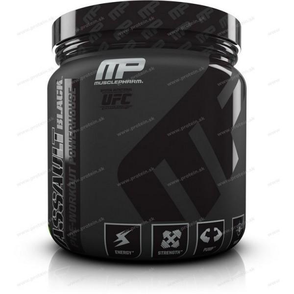 Assault Black od Muscle Pharm - Fruit Punch / 351 g