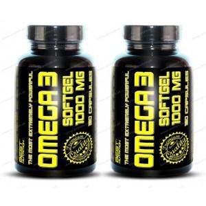 1+1 Zadarmo: Omega 3 od Best Nutrition - 120 kaps. + 120 kaps.