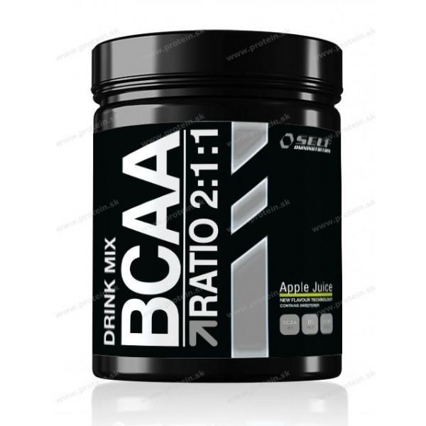 Drink Mix BCAA od Self OmniNutrition - 500 g / Ľadový čaj broskyňa