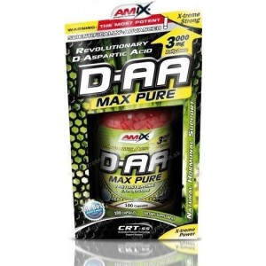 D-AA Max Pure - Amix - 100 kaps.