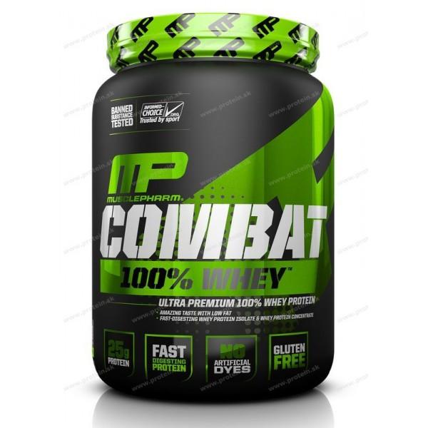 Combat 100% Whey Protein od Muscle Pharm - 2270 g / Chocolate Milk