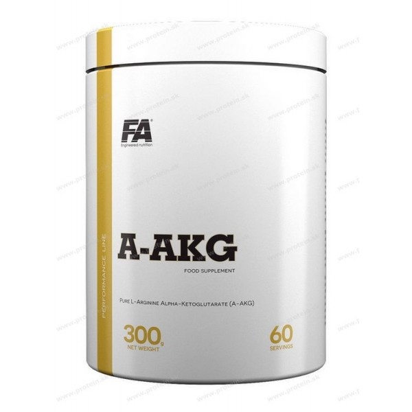 A-AKG od Fitness Authority - Strawberry / 300 g