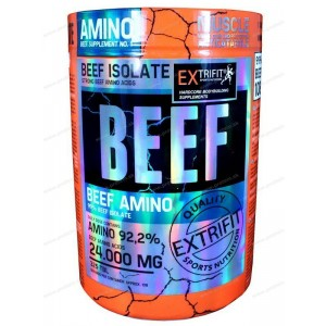 Beef Amino - Extrifit - 325 tbl.